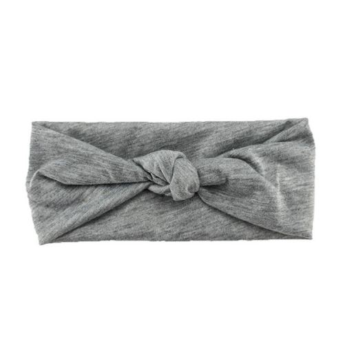 Knotted Cotton Turban