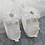 Thumbnail: Floral Lace Crystal Shoes