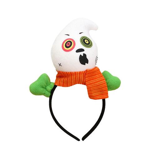 Spookie Ghost Halloween Headband