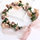 Thumbnail: Mini Roses Floral Crown