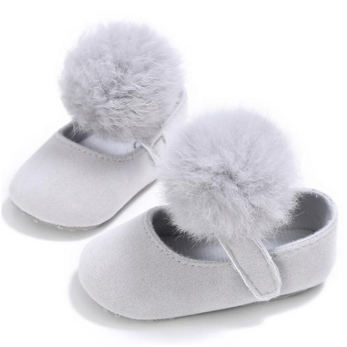 Pom Pom Baby Shoe