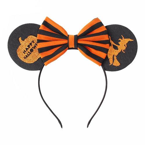 Felt Ears Halloween Headband