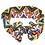Thumbnail: Tribal Print Cotton Bow Turban