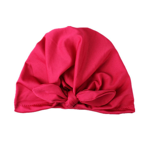 Knotted Tied Turban