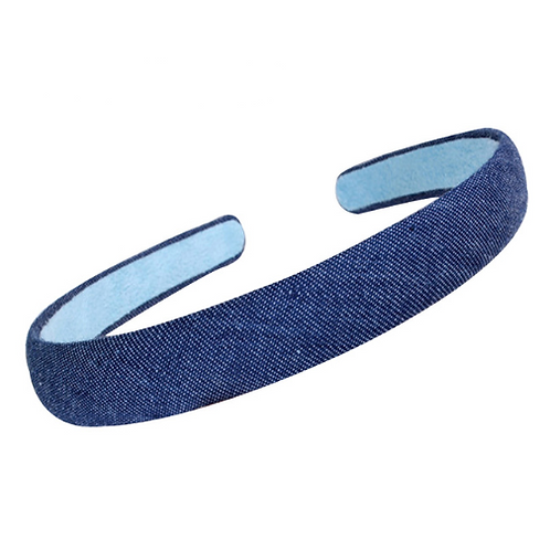 Classic Denim Headband