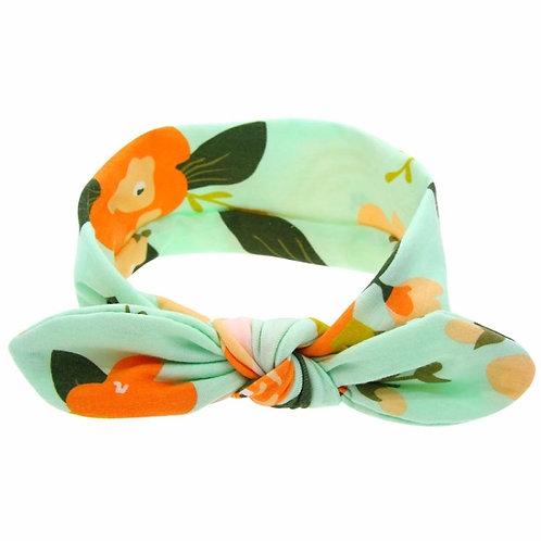 Orange Head Tie Wrap