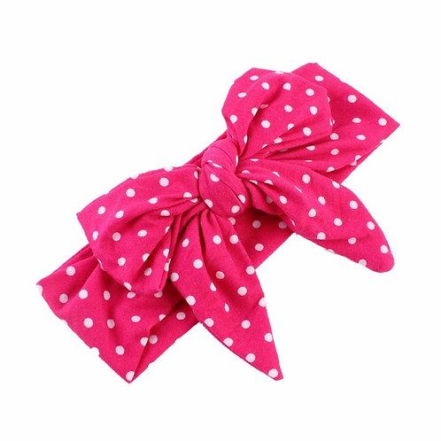 Cotton Head Tie Wrap