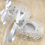 Thumbnail: Lace Pearl Baby Shoes