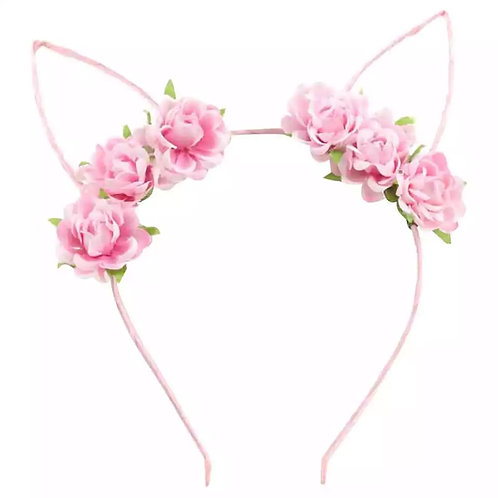 Hollow Rosie Posie Headband