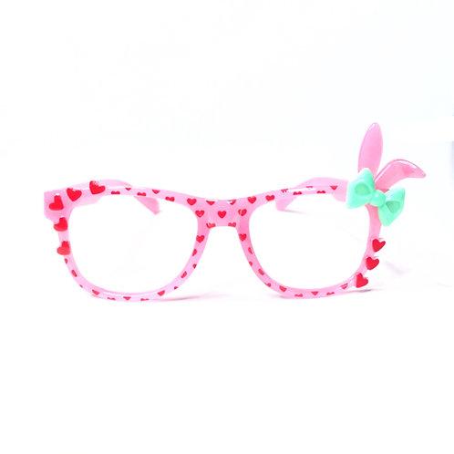 Smart Girl See Through Glasses