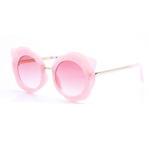 Flower Trim Sunglasses