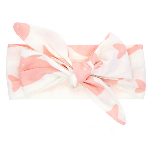 Baby Girls Kids Tied Turban
