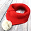 Baby Girls Boys Kids Unisex Bandana Red Knitted Winter Spring Fall Scarf