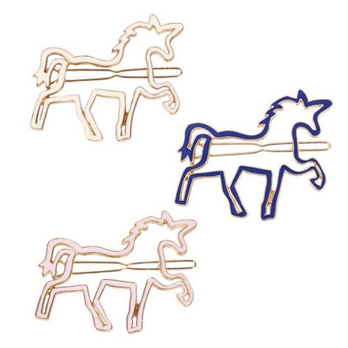 Unicorn Hair Clip - Set of 2