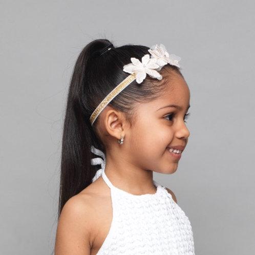 Daisy Elastic Headband