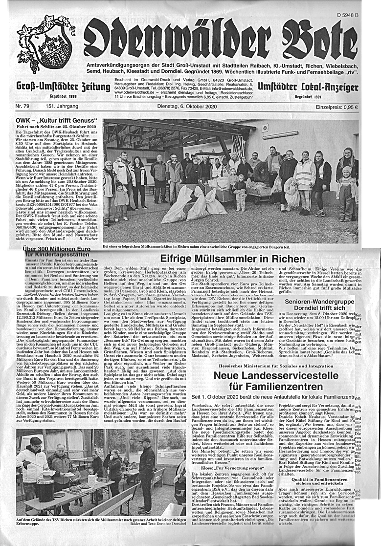 2020-09-26_Bericht_Müllsammeln_Odenwäl