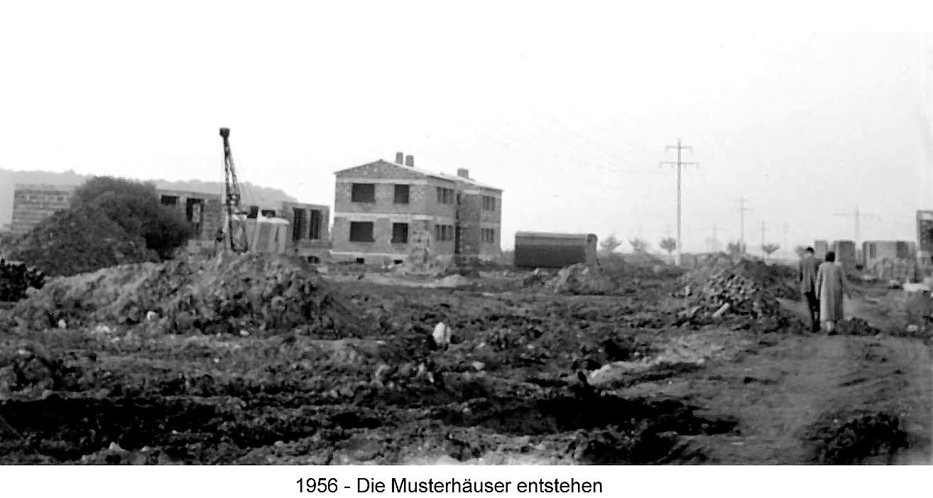 Musterhäuser 1956