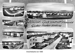 Postkarte 1962