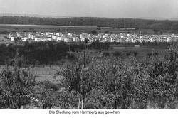 Blick vom Herrnberg