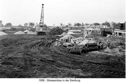 Strassenbau 1956