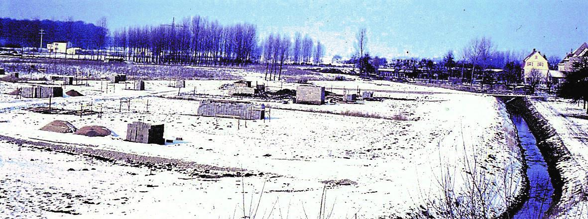 Bachverlegung 1964