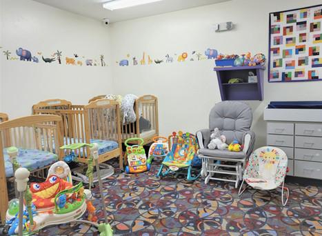 Tiny Tots Room