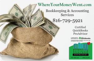 Bookkeeping in Lee's Summit MO
