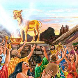 Ilustraciones arqueológicas de temas bíblicos1 - Parte 4