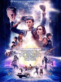 """Ready Player One"" vu par Amandine Bamaca"
