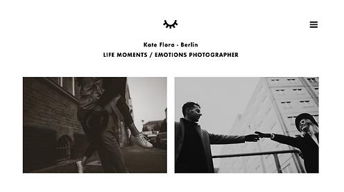 Kate Flora | Photographer