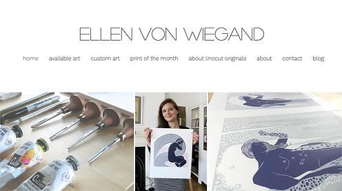 Ellen Von Wiegand | Artist
