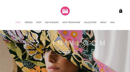 Celia Bernardo | Fashion Line