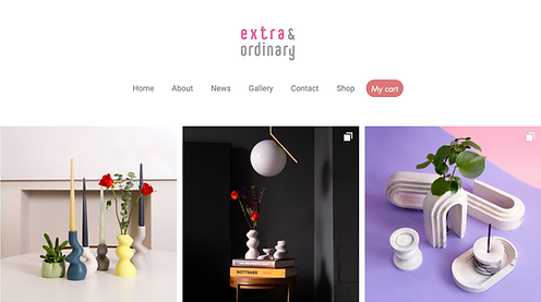 Extra&ordinary Design - Design studio