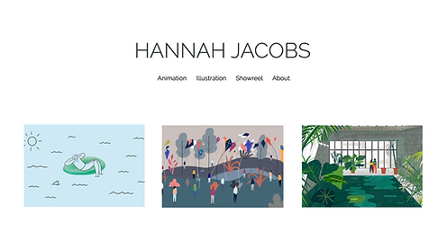 Hannah Jacobs | Director, Animator, Illustrator