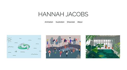 Hannah Jacobs | Director, Animator, Illustrator