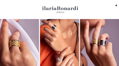 Ilaria Bonardi | Jewelry Designer