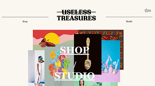 Useless Treasures | Creative Art Studio