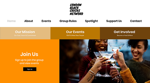 London Black Chicks Network | Women's Networking