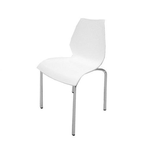 Chair (White/Black)