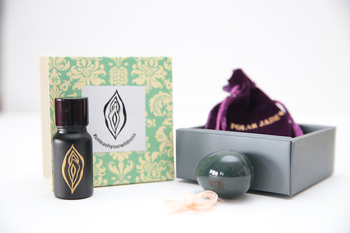 Yoni Egg Luxurious Gift Box