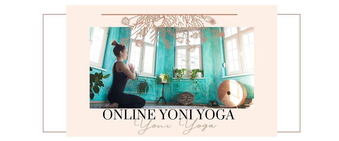 Marianne van Katwijk, Unleash Your Wildness, Yoni Yoga, Yoni magic