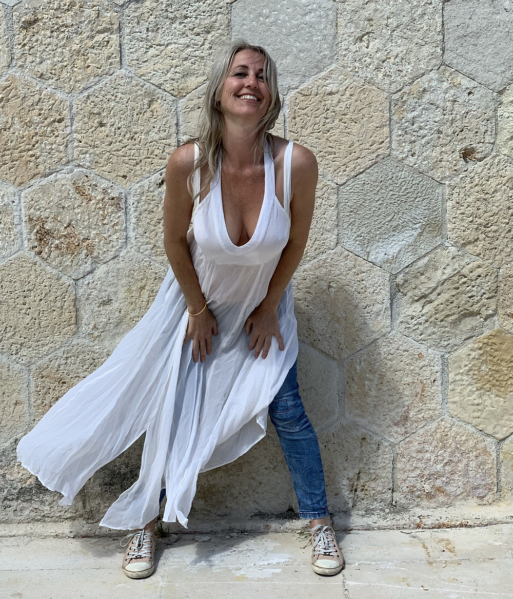 Marianne van Katwijk - Yoni Yoga - Unleash Your Wildness - Yoni Magic