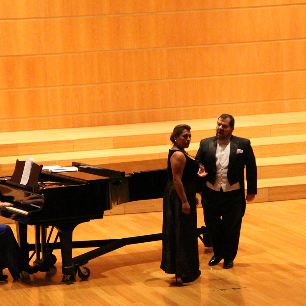 Ópera en Casa de la Música