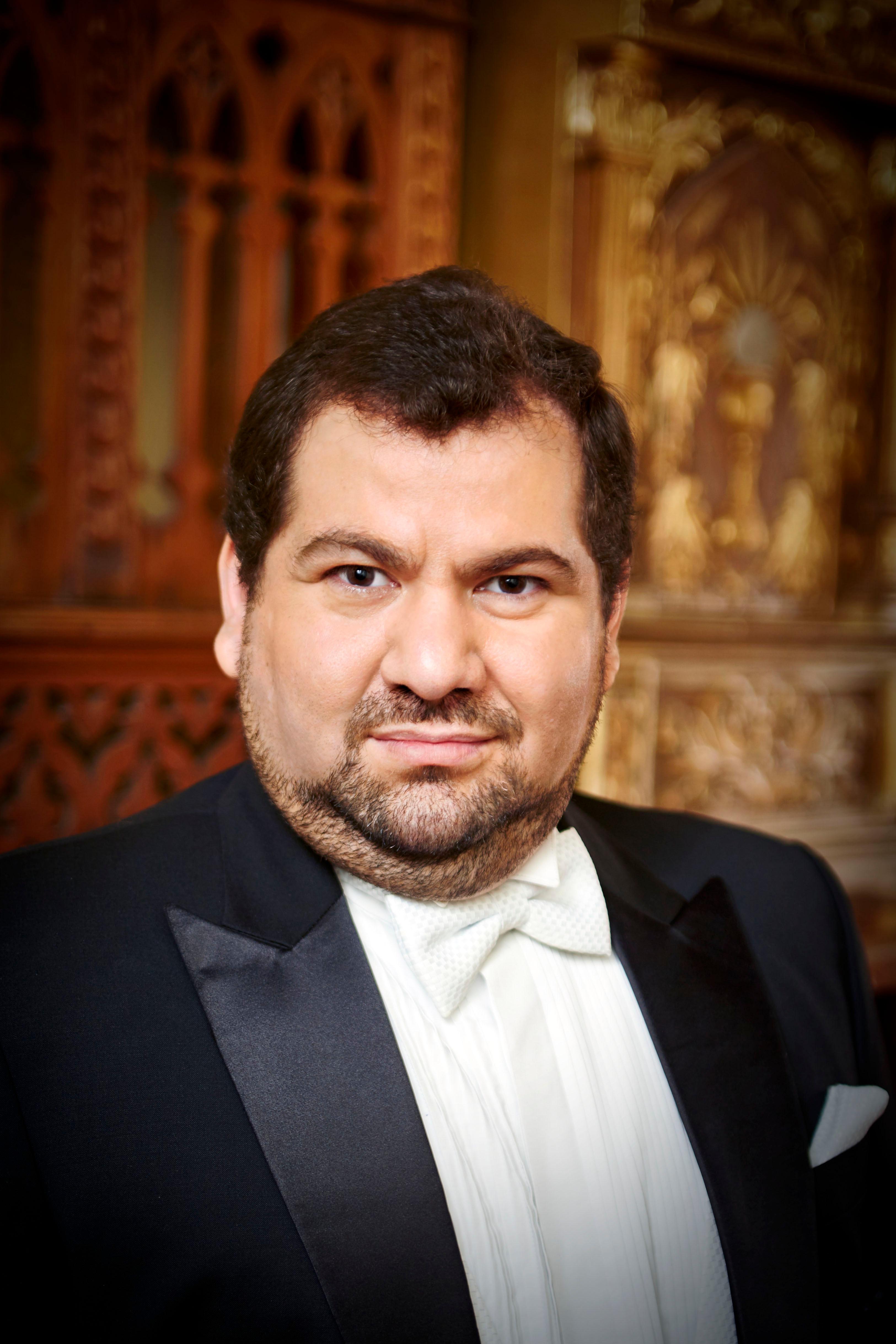 Clases de canto lírico con Jorge Cassis