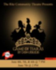 Game of Tiaras Poster