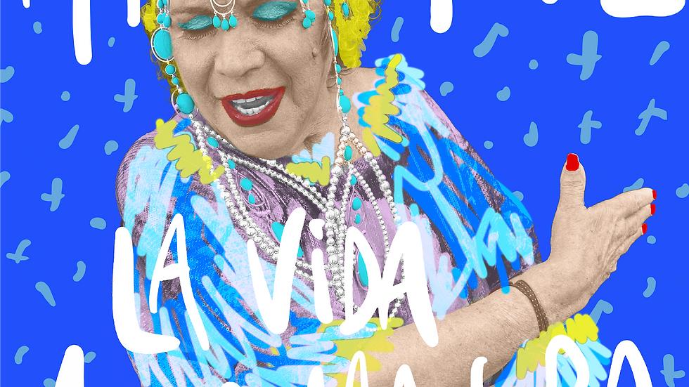CD La Vida a Mi Manera !!!FIRMADO POR LA ARTISTA!!!