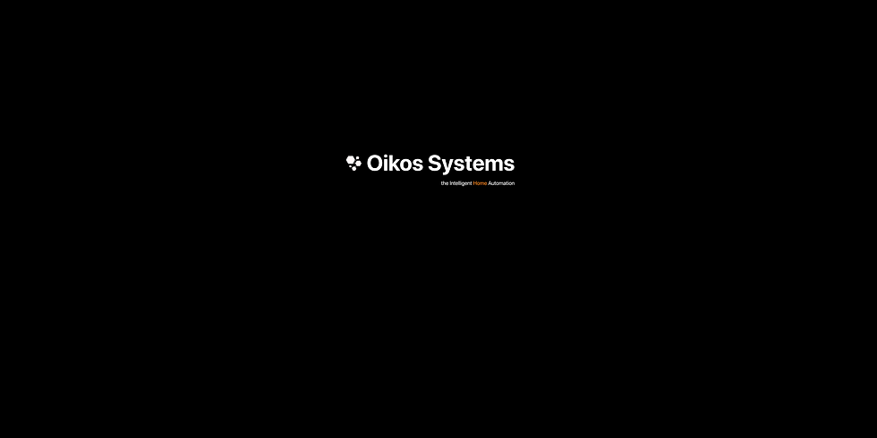 Oikos Intelligent Home Automation Systems