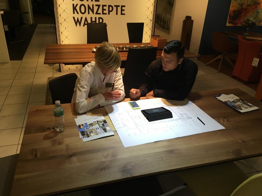 Wir inspirieren - Planung und Gestaltung