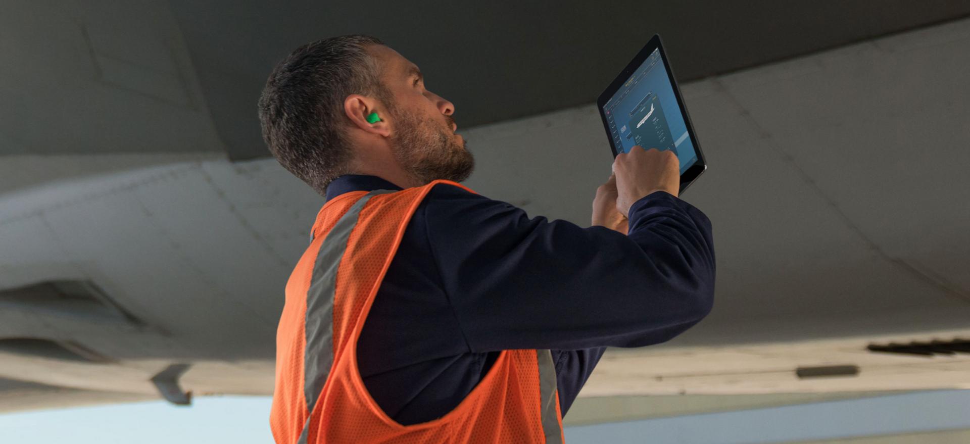 Unsere Vision - Wir verbinden Airbus mit Oikos Systems