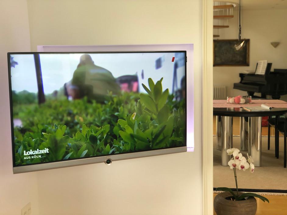 ,,Hey Siri schalte den Fernseher im Wohnzimmer ein''